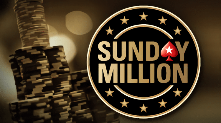 Турниры Sunday Million на PokerStars