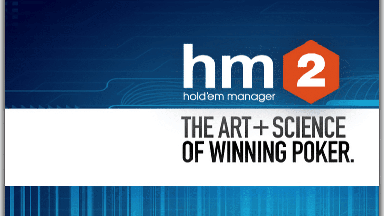 Покерная программа Hold'em Manager 2: The art + science of winning poker