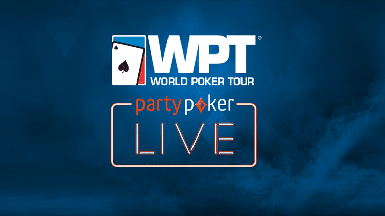 Party Poker Live сотрудничает с World Poker Tour